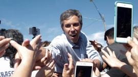 Beto O'Rourke speaks to energized crowd in Iowa