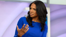 Audra McDonald talks about defending Meghan Markle