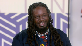 'Masked Singer' champ T-Pain says late brother was watching over big win
