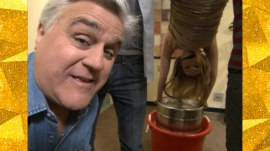 Flashback! Watch Kathie Lee do a keg stand for Jay Leno