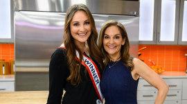 Joy Bauer reveals winner of Wine Country Cook-off