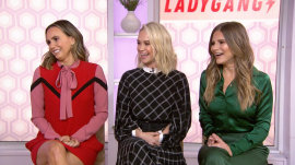 'LadyGang' hosts dish on their bawdy new talk show on E!