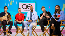 Watch 'Queer Eye' Fab 5 hear messages from people they made over