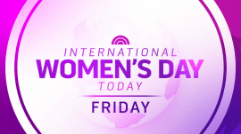 Celebrate International Women's Day with TODAY – and Maren Morris!