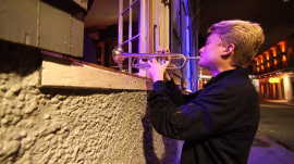 19-year-old 'Boy in the Window' becomes New Orleans fixture