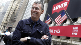Levi's CEO says you shouldn't put jeans in the freezer