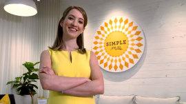 Simple Mills founder Katlin Smith shares her recipe for success