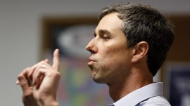 Beto O'Rourke is 'frustrating' with lack of specifics, Chuck Todd says