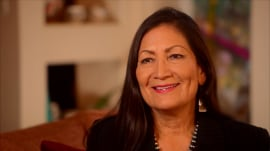 Rep. Deb Haaland brings her deep New Mexico roots to congress