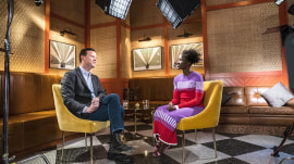 Lupita Nyong'o shares the 'sobering' advice Ralph Fiennes gave her