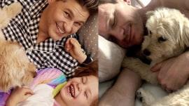 David Burtka and Neil Patrick Harris' kids absolutely love their dogs