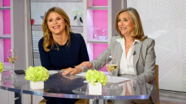 Meredith Vieira spills the beans on her big secret