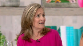 Meredith Vieira says she reuses plasticware for years