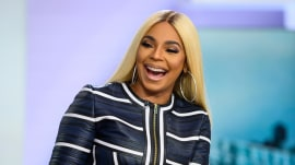 Ashanti talks about her new movie musical, 'Stuck'