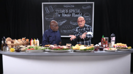 COLD CUTS with Al Roker: Howie Mandel