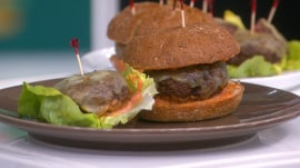 TODAY anchors share their favorite burger combinations