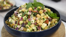 Meal-prep recipes: Evette Rios uses chickpeas 3 ways