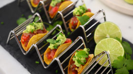 Finger-food recipes: Mary Giuliani shares 3 party-perfect appetizers