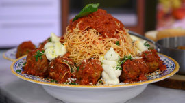 Meal prep recipes: Anthony Scotto uses meatballs 3 ways