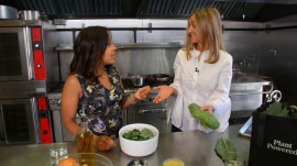 Plantable diet: Sheinelle Jones tries the 28-day vegan diet