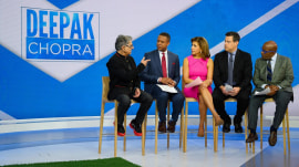 How to stress less: Dr. Deepak Chopra's tips to ease anxiety