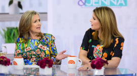 Jenna and Meredith talk about body image struggles