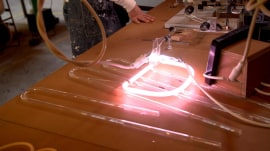 Inside the incredible process of making neon signs