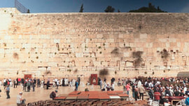 Frontiers of Faith: What makes Jerusalem sacred to so many