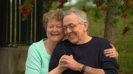 How 2 high school sweethearts found love again 44 years later