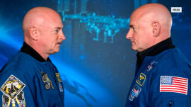 NASA twins study shows how space affects astronauts' bodies
