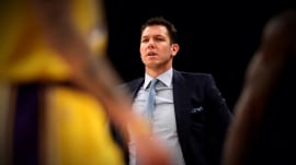 Sacramento Kings coach Luke Walton accused of sexual assault