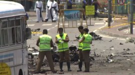 Sri Lanka probes possible ISIS involvement in Easter Sunday bombings