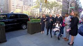Jay Leno surprises disabled vet with George H.W. Bush's service car