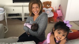 Hoda Kotb has adopted her 2nd child, Hope Catherine