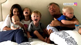 Hilaria Baldwin writes candid message about being a stepmom