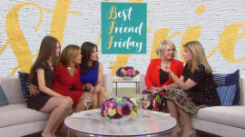 Hoda's and Jenna's best friends pay a visit to TODAY