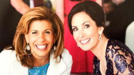 Meet Hoda Kotb's and Jenna Bush Hager's very best friends