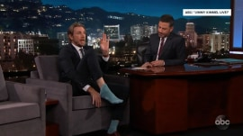 Dax Shepard shared what happened to his 'beautiful feet'