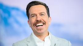 Ed Helms talks new movie 'Penguins'