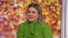 Kelly Clarkson tells Hoda and Jenna about her new talk show