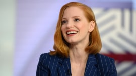Jessica Chastain on her new roles in 'X-Men' and 'It' sequel