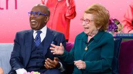 Dr. Ruth on telling her life story in a new Hulu documentary