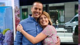 Dylan Dreyer's brother makes a surprise visit to TODAY!