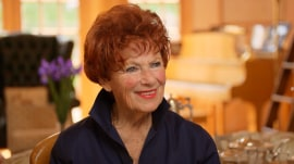 'Happy Days' star Marion Ross invites TODAY into her home