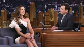 Kate Beckinsale perfected the art of the fake sneeze