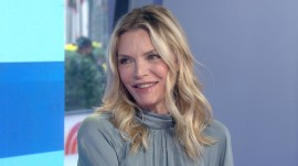 Michelle Pfeiffer dishes on new projects, perfume line