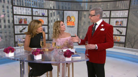 Paul Feig wrote a special toast for Kathie Lee