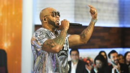 Flo Rida kicks off Kathie Lee Gifford's last show with special performance