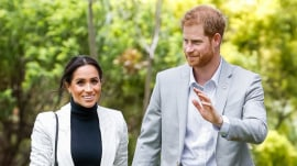 Prince Harry and Meghan Markle launch their own Instagram