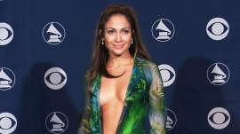 Jennifer Lopez shares story behind that iconic green Versace dress